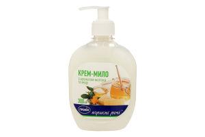 Мыло жидкое Премія Молоко Мед