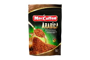 Кава Arabica натуральна розчинна MacCoffee м/у 75г