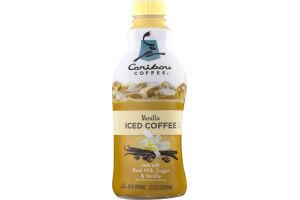 Caribou Iced Coffee Vanilla