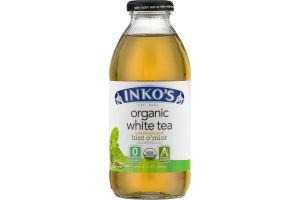 Inko's Organic White Tea Unsweetened Hint O'Mint
