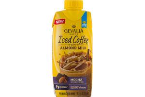 Gevalia Kaffe Iced Coffee with Almond Milk Mocha