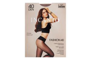 Колготки жіночі Incanto Fashion 40den 3-M naturel