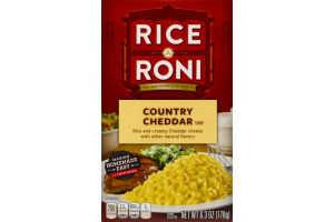 Rice-A-Roni Country Cheddar Flavor