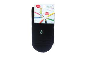 Шкарпетки дитячі Marca №M107L 20-22 чорний