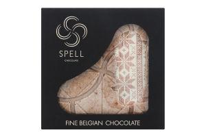 Шоколад плитка з вафельної крихтою і солодом Spell к/у 100г