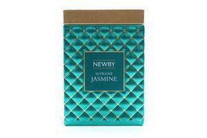 Чай Newby Supreme Jasmine зелений байховий 100г