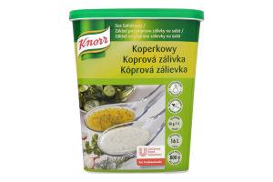 Заправка салатная с укропом быстрого приготовления Knorr ст 800г