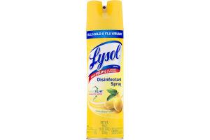 Lysol Disinfectant Spray Freshzone Lemon Breeze Scent