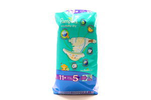 Подгузники Pampers Micro Pack Active Baby Junior (5) 11-18кг 11шт