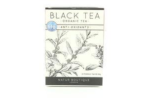 Чай Natur Boutigue Organic Black Tea 20пак.