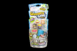 Іграшка Moose Grossery Gang Смітник 5фігурок +1конт. 69032