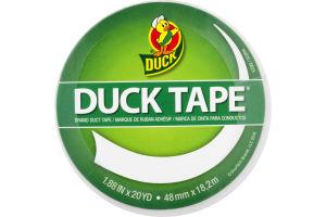 Duck Duck Tape White