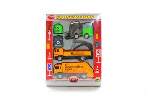 Іграшка Dickie toys Ігровий набір Сервісна техніка 3315393