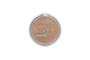 Пудра компактна All Matt Plus №030 Catrice 10г