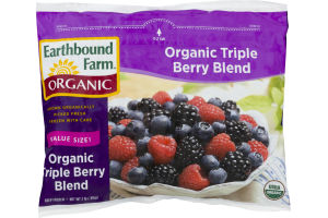 Earthbound Farm Organic Triple Berry Blend