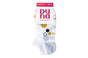 Шкарпетки жіночі Duna №3237 21-23 білий