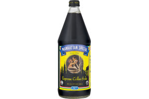 Manhattan Special Diet Coffee Soda Espresso