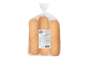 Булка Бутербродна для хот-дога Нове діло м/у 4х75г