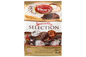 Конфеты Witor's Selection 250г шоколадные