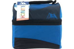 Arctic Zone Insulated Lunch Urban Secret Bucket Blue