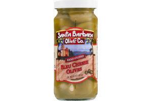 Santa Barbara Olive Co. Olives Hand Stuffed Blue Cheese