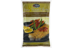 The Great Fish Co. Sea Trout Fillets