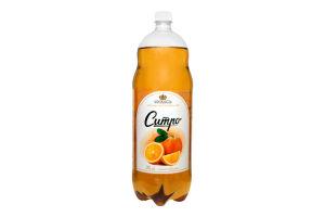 Напиток безалкогольный сильногазированный со вкусом цитрусовых Ситро Оболонь п/бут 2л