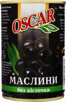 Маслини без кісточки Oscar foods з/б 280г