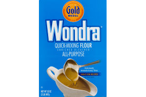 Gold Medal Wondra Quick-Mixing Flour