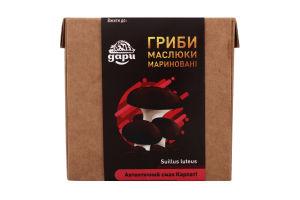 Грибы маринованные Маслята Дари Гуцульщини к/у 348г