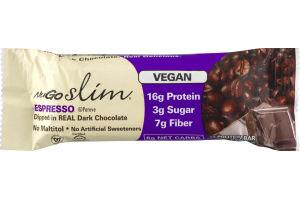 NuGo Slim Protein Bar Espresso
