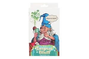 Гра карткова для дітей від 7років №30761 Impus Bluff Strateg 1шт