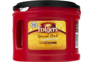 Folgers Ground Coffee Special Roast Medium
