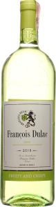 Вино Francois Dulac IGP blanc dry