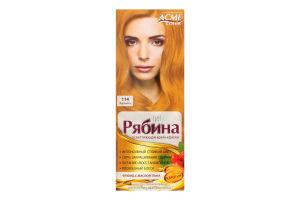 Крем-краска для волос №114 Карамель Рябина Intense Acme Color 1шт
