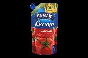 Кетчуп Томатный Чумак д/п 270г