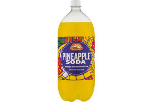 Tierra Latina Pineapple Soda
