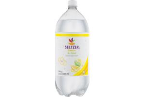Ahold Seltzer Lemon & Lime