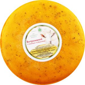 Сыр Золота Коза с томат и базил выдерж с коз/м26%