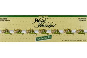 Waist Watcher Diet Ginger Ale - 12 PK