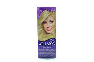 Крем-краска д/волос Mineral Collection 11/7 Золотой песок Wellaton