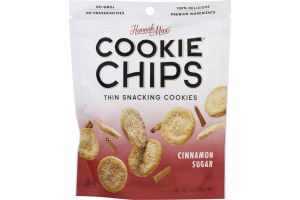 HannahMax Cookie Chips Cinnamon Sugar