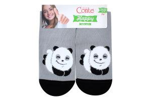 Шкарпетки жіночі Conte Happy №18С-268СП 23-25 421 сірий