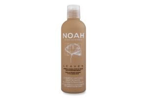 Шампунь для волосся зміцнюючий з листям гінкго Noah 250мл