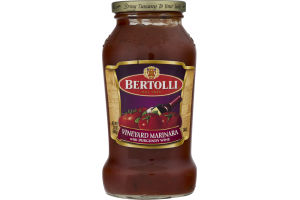 Bertolli Sauce Vineyard Marinara with Burgundy WIne