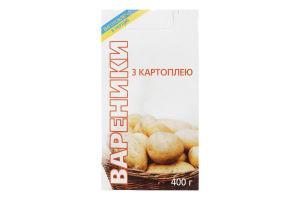 Вареники з картоплею Фабрика Натуральних Продуктів к/у 400г