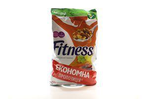Хлопья из цельной пшеницы с фруктами Fitness Nestle м/у 450г