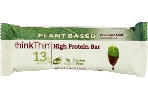 thinkThin High Protein Bar Chocolate Mint