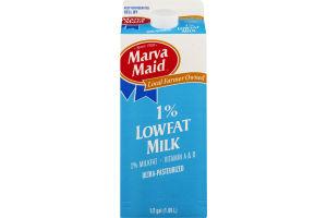 Marva Maid 1% Lowfat Milk