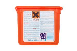 Средство моющее синтетическое жидкое в растворимых капсулах Color 3 in 1 Pods Tide 23шт